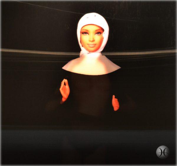 "Cècile Plaisance, ""Nun"""