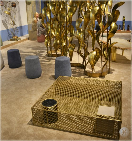 Galeria BSL, Faye toogood caged elements table