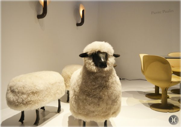 "François-Xavier Lalanne, ""Moutons de Laine (group of 3)"", 1965/1974"