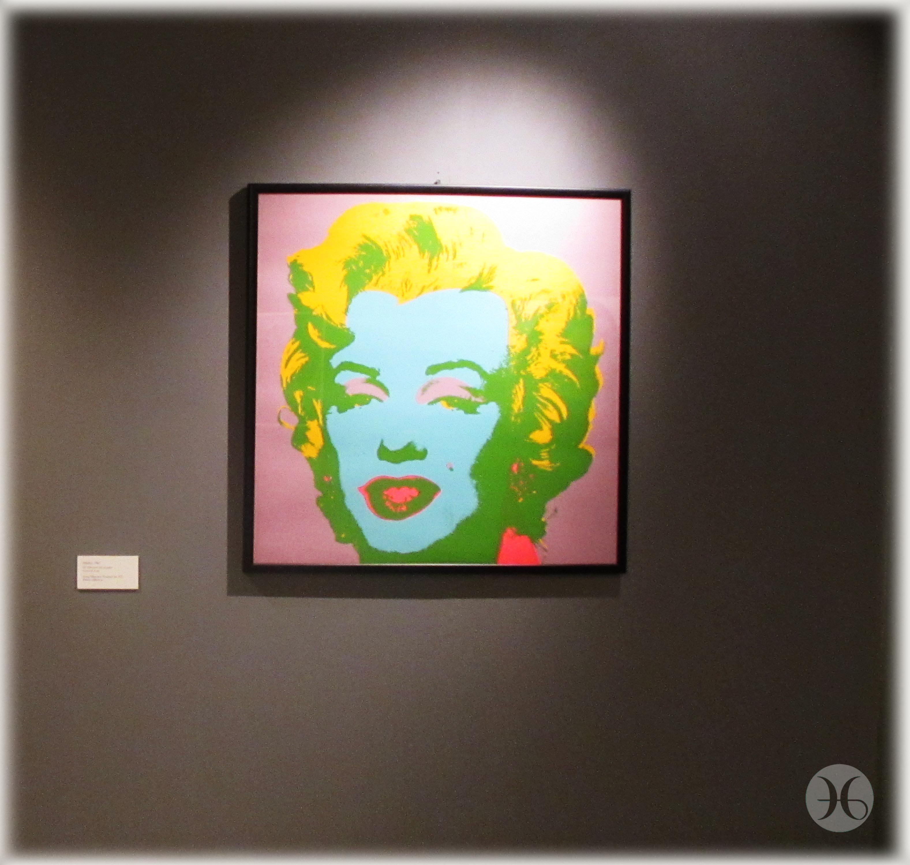 """Marilyn Monroe"", Andy Warhol"