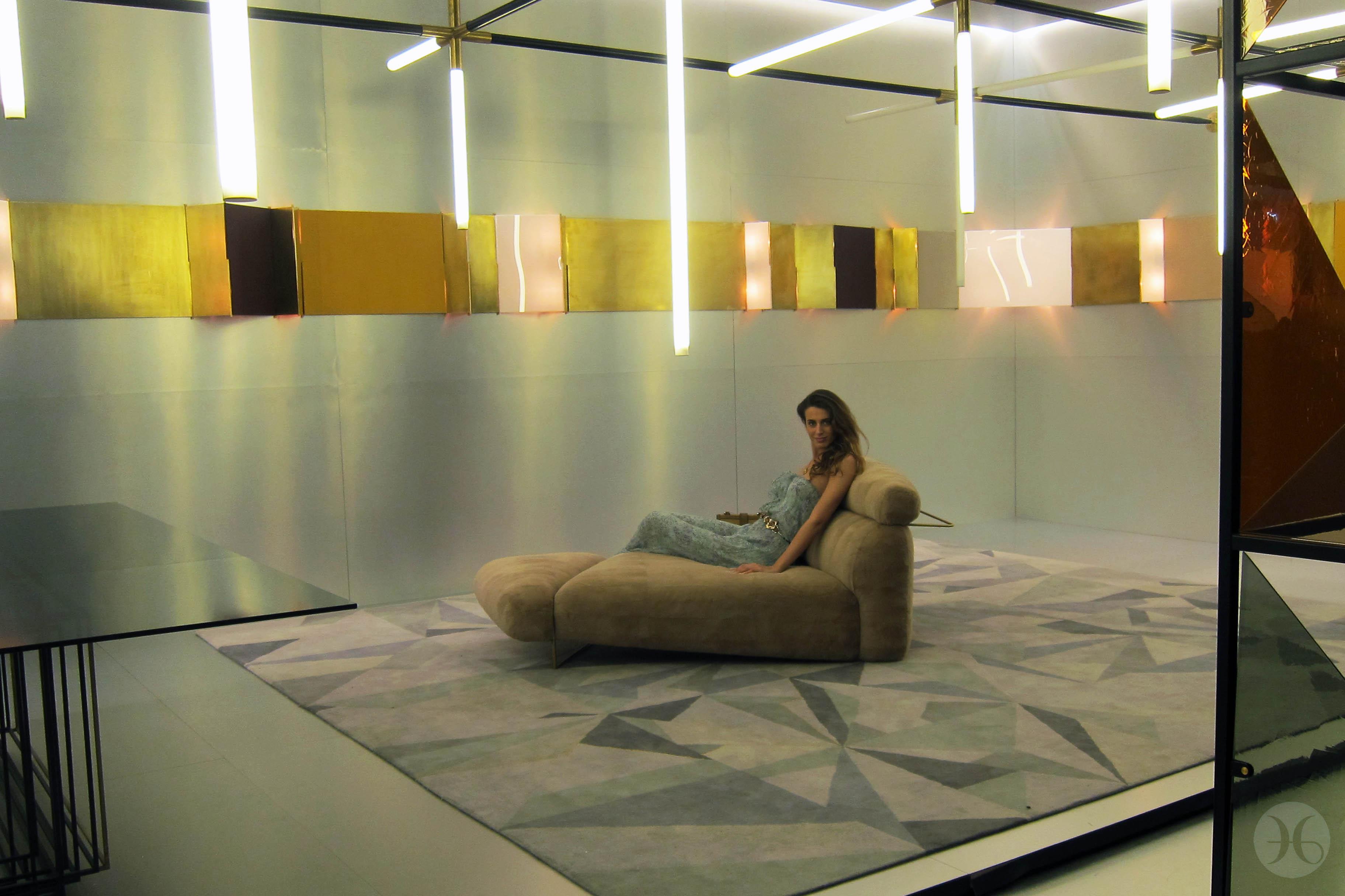 Roman Lounge/ Dimore Studio for Fendi