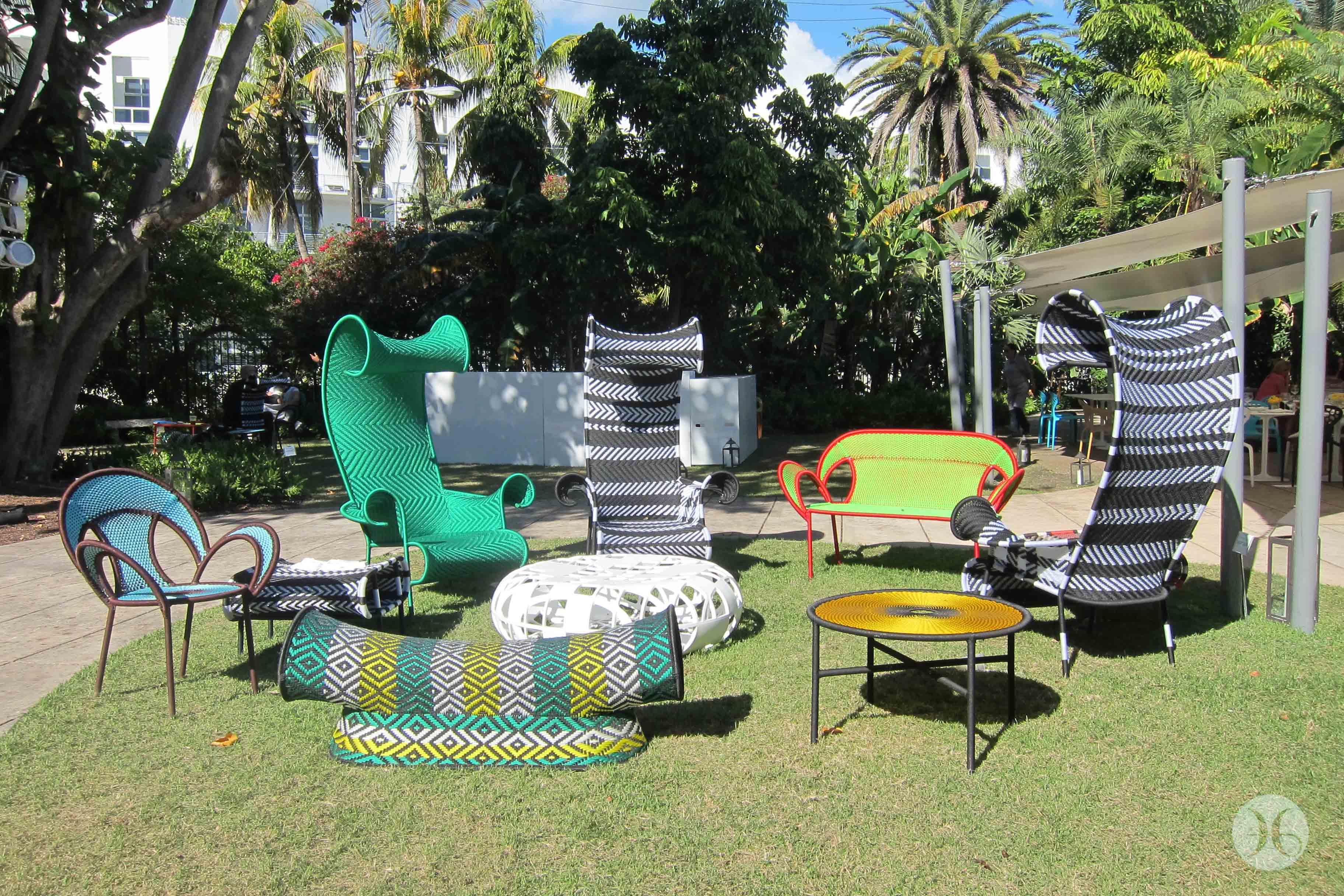 Moroso, outdoor furniture