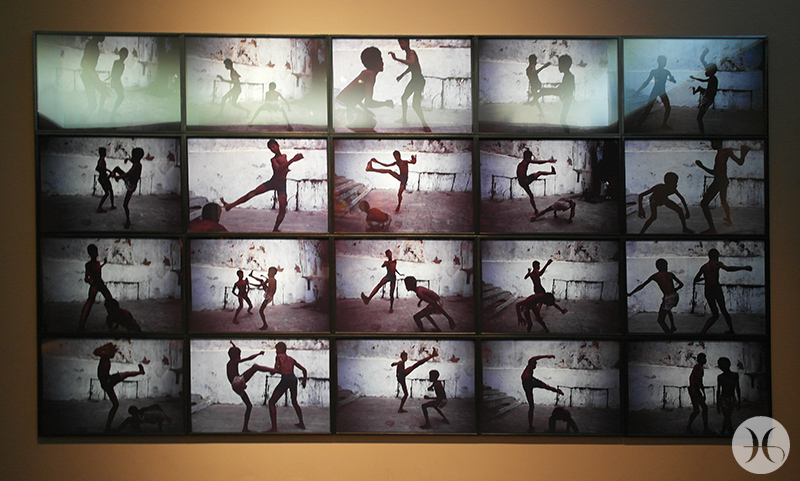 """""""Blue Tango, 1984"""", Miguel Rio Branco"""
