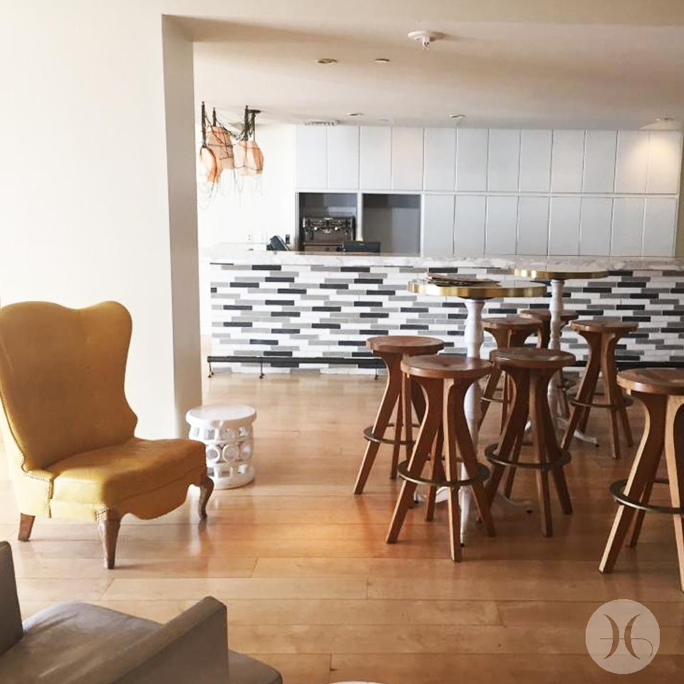 Mondrian Hotel, interior