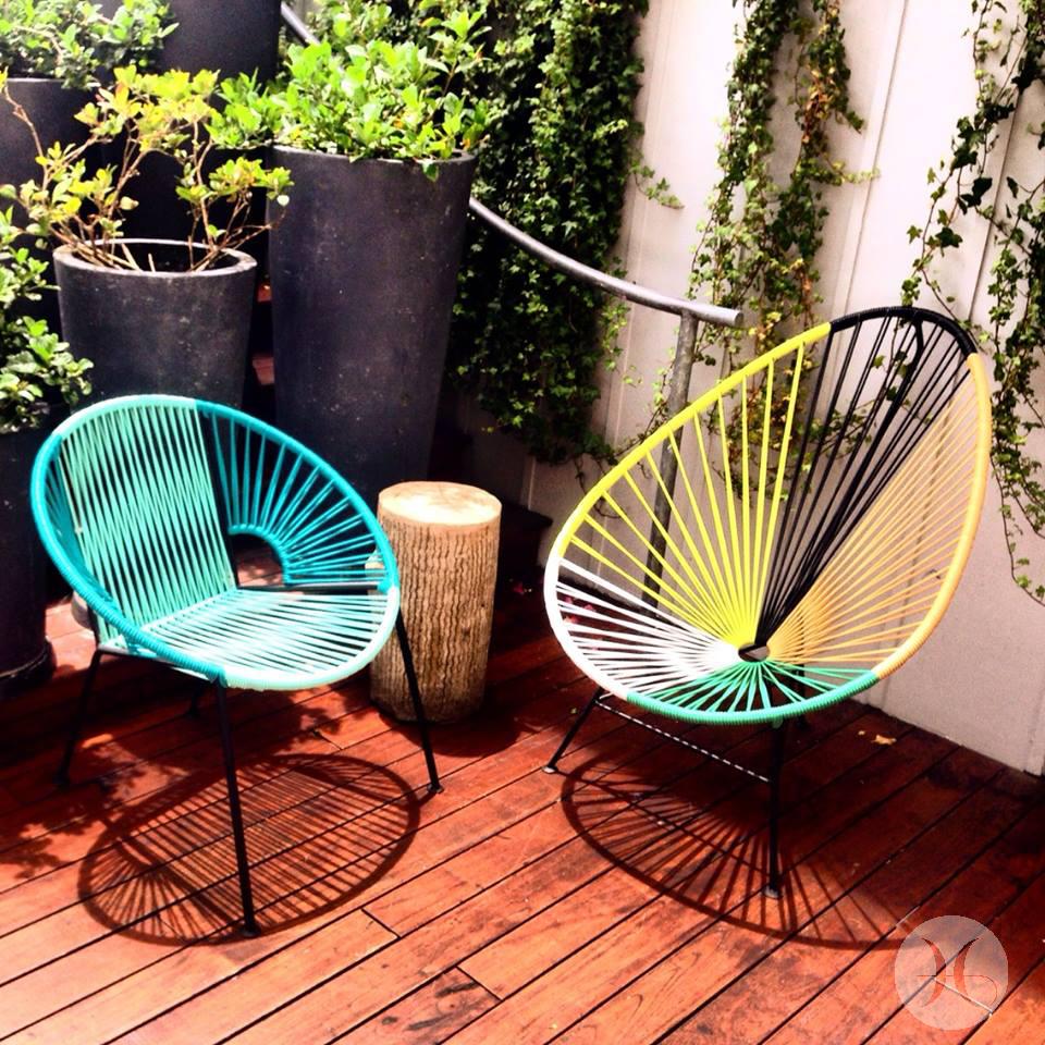 Acapulco chair, Mondrian Hotel