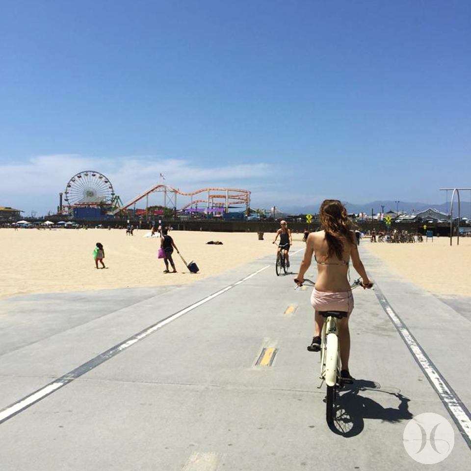 Ocean Front Walk, Santa Monica