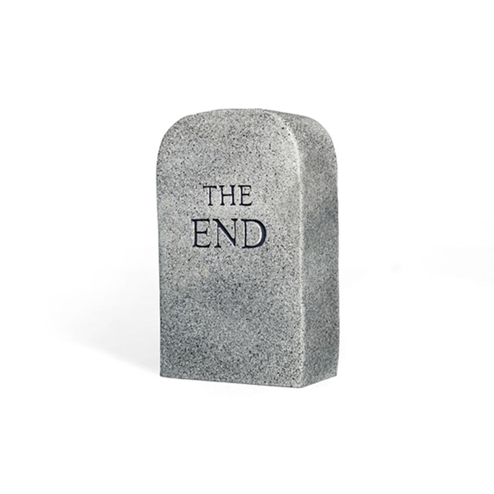 2. The End, Toilet paper - Gufram