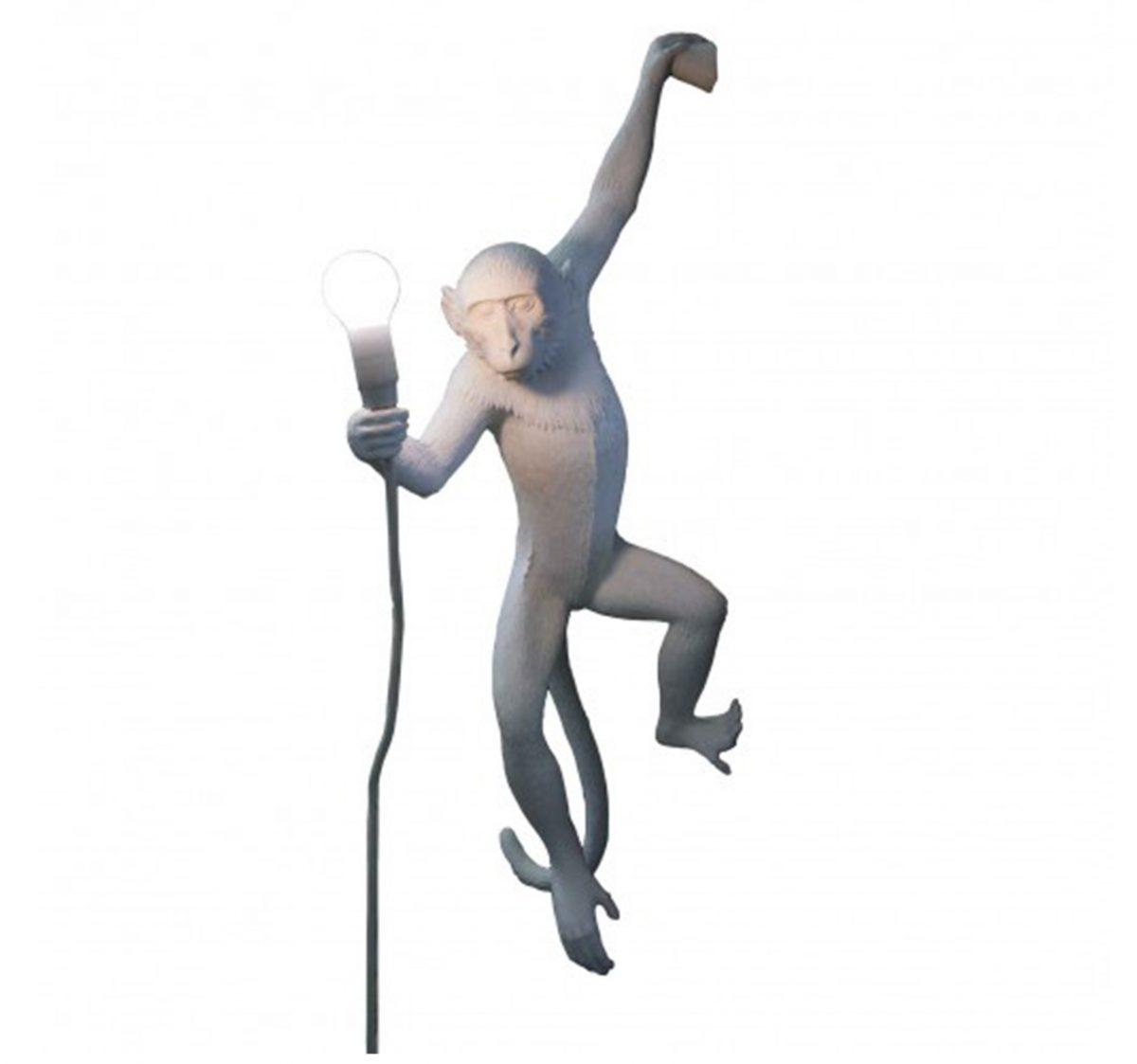 10. Hanging Monkey Lamp, M.R. Malerba for Seletti