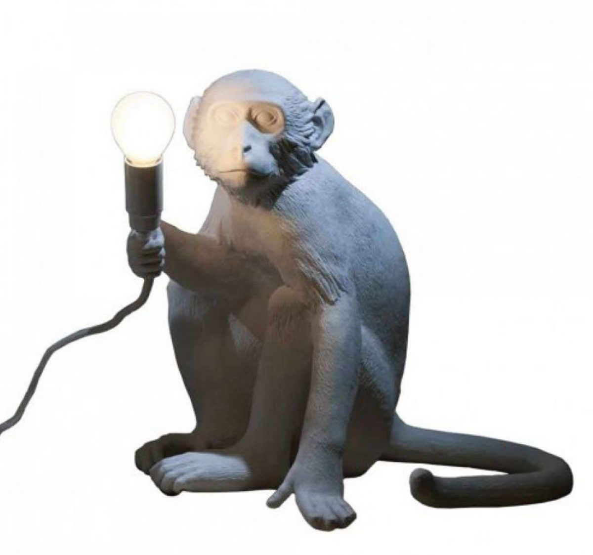 5. Sitting Monkey Lamp, M.R. Malerba for Seletti