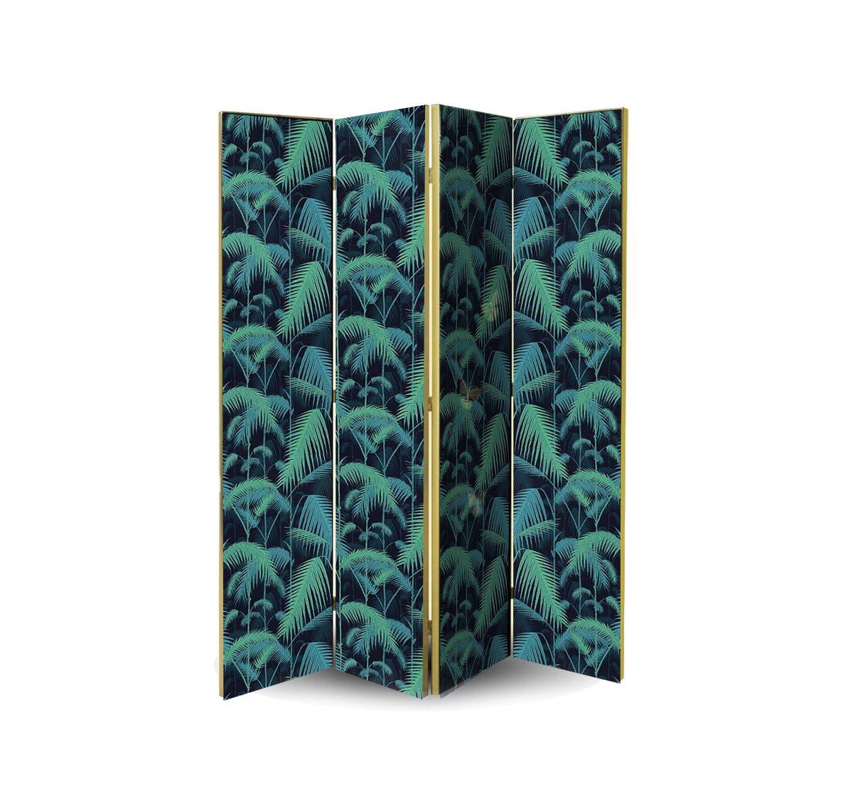 7. Tropical screen by DesignByGemini