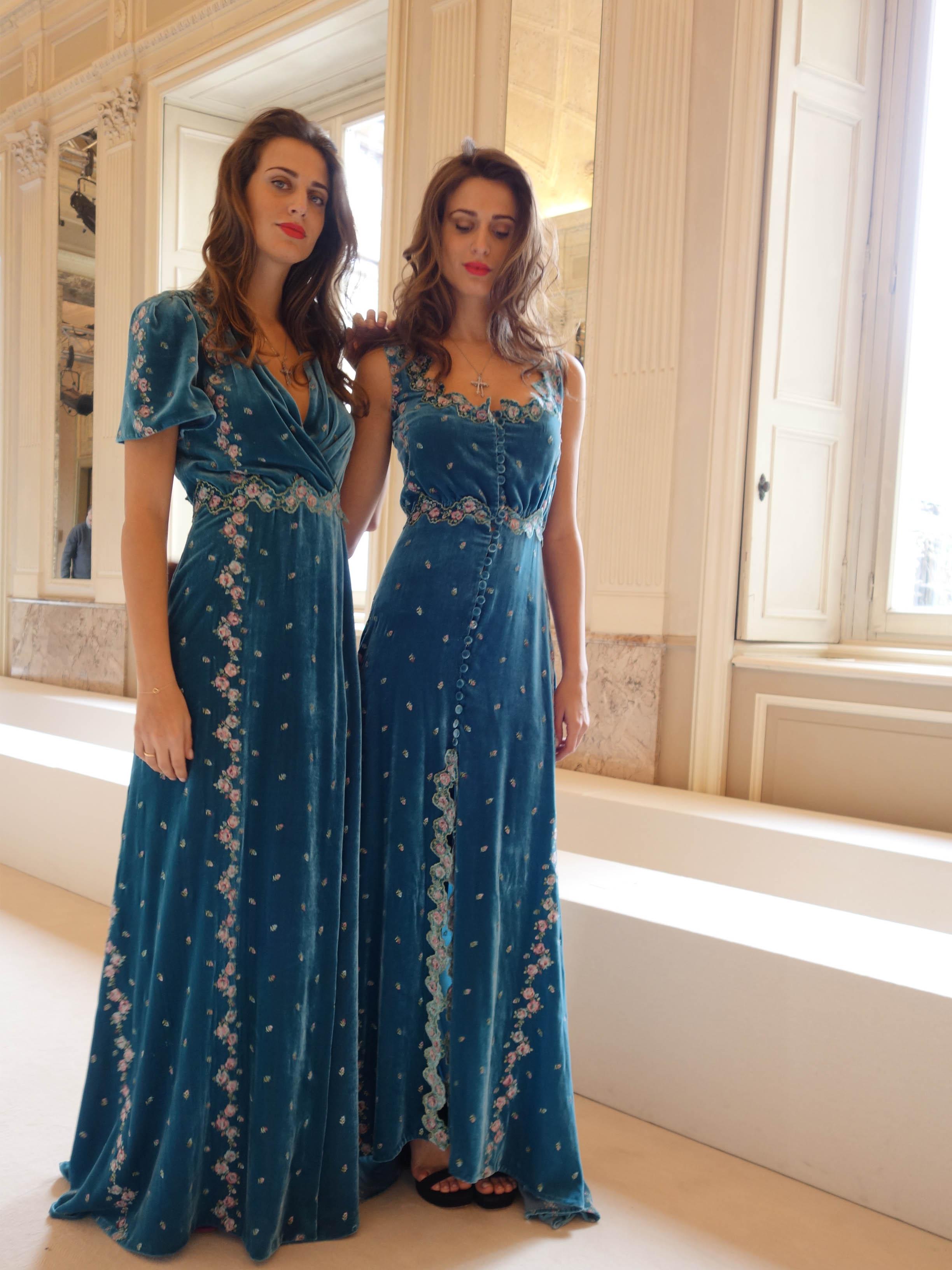 At the neoclassical Palazzo Bovara | Luisa Beccaria Show