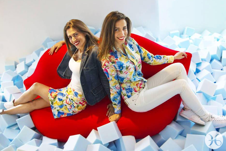 GUFRAM Bocca Mouth Sofa at Galleria Carla Sozzani
