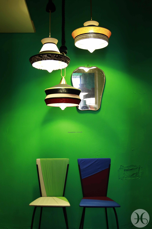 SERVOMUTO Calypso lamps