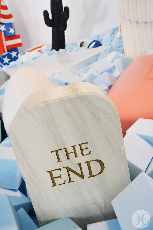 The End < GUFRAM ON THE ROCKS >